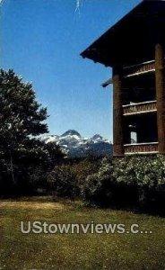 Glacier Park Hotel in Squaw Mountain, Montana
