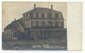 RP: Eureka Hotel , HARCOURT , New Brunswick , Canada , PU-1906