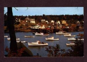 ME View Houses Cottages PEMAQUID PENINSULA MAINE PC