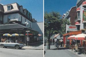 St Denis Street , Montreal , Quebec , Canada , 1984