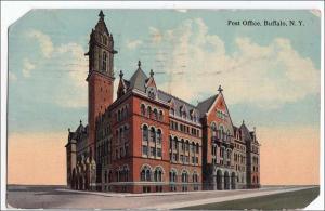 Post Office, Buffalo NY