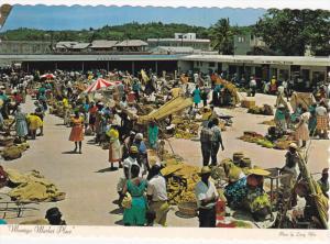 Montego Market Place, MONTEGO BAY, Jamaica, 50-70's