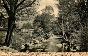 NH - Kearsarge. Kearsarge Brook   (Nathan Pease Photo)