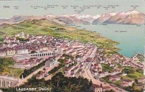 Switzerland Lausanne Ouchy