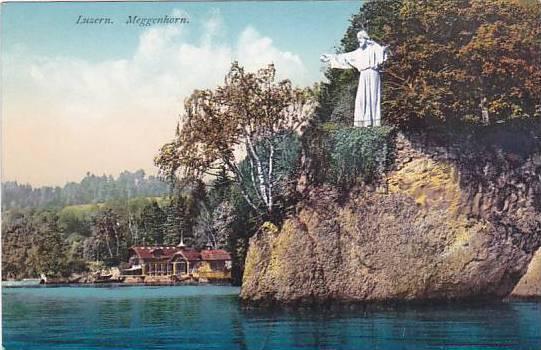 Schweiz Luzern Meggenhorn