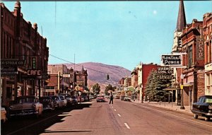Montana MT Anaconda Postcard Old Vintage Card View Standard Souvenir Postal Post