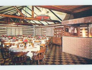 Pre-1980 RESTAURANT SCENE Lancaster Pennsylvania PA G8159