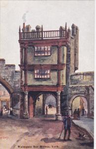 AS: T. Guy, YORK, Yorkshire, England, United Kingdom; Walmgate Bar Within, 00...