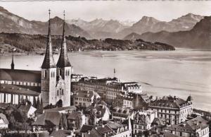 RP, Luzern Und Die Alpen, Switzerland, 1920-1940s