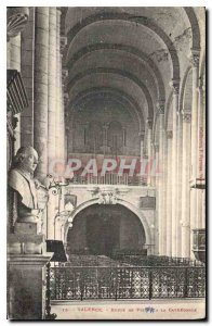 Old Postcard Valencia cathedral