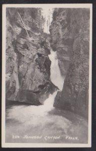Johnson Canyon Falls