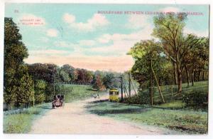 Boulevard, Cedar Rapids & Marion IA