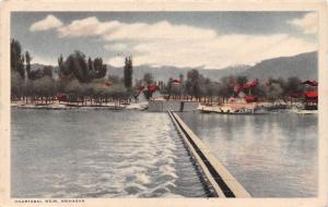 India, Jammu and Kashmir, Chattabal Chartabal Weir, Srinagar