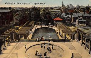 9108  OH Dayton  Wading Pool, Bomberger Park