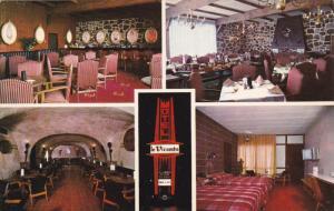 5-Views, Le Vicomte Hotel Motel, Vimont, Ville de Laval, MONTREAL, Quebec, Ca...