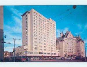 Unused Pre-1980 HOTEL SCENE Edmonton Alberta AB B0787