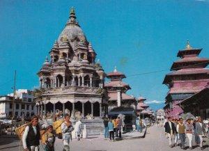 Patan Durbar Square , NEPAL , 1990