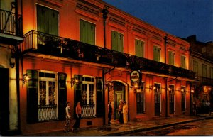 Louisiana New Orleans Pat O'Briens' 718 St Peter Street