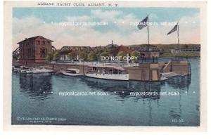 Yacht Club, Albany NY