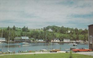 Scenic South Shore, Boats, Chester, Nova Scotia, Canada, 40´s-60´s