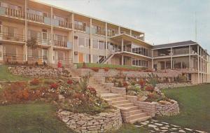 The Beacon Motor Hotel at Beautiful Jordan Harbour, on the Queen Elizabeth Hw...