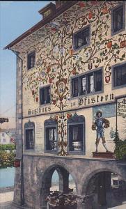 Gasthaus Zu Pfistern, Luzern, Switzerland, 1900-1910s