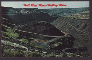Hill-Rust Mine,Hibbing,MN Postcard