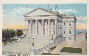 Custom House, CHARLESTON, South Carolina, 1910-1920s