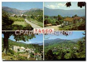 Postcard Modern Tasso Various Aspects