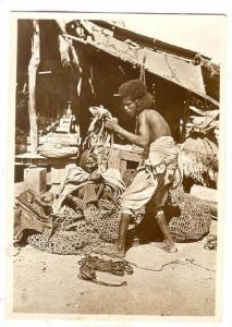 RP: Venditore di cinghie vegetali, Asamara , Eritrea, 30-40s