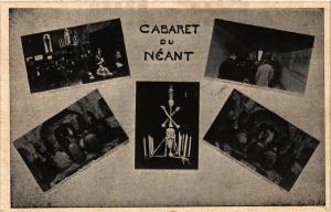 CPA Paris 18e Cabaret du Néant (284379)