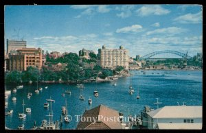 View from Darling Point