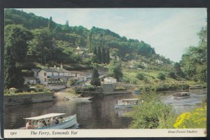 Herefordshire Postcard - The Ferry, Symonds Yat   RS20477