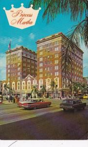 Florida St Petersburg Princess Martha Hotel 1975
