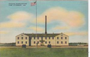 Indiana Camp Atterbury Division Headquarters
