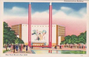 Communications Building New York World's Fair 1939
