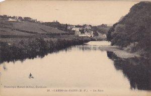 Cambo-les-Bains , France , PU-1923 ; La Nive
