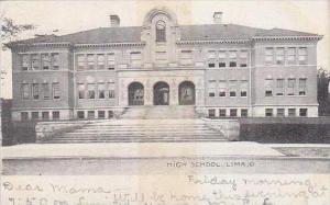 Ohio Lima High School 1906