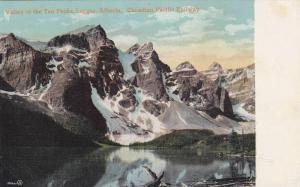Valley Of The Peaks, Laggan, Alberta, Canada, 1900-1910s