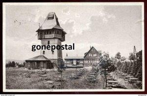 dc1587 - GERMANY Gotha 1929 Freund- Warte. Eisenacherstrasse