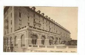 CONTREXEVILLE,France, 00-10s.- L´Hotel Comopolitain