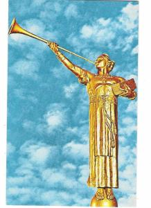 Los Angeles Mormon LDS Temple Statue of the Angel Moroni California