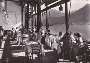 Restaurant Weissen Roessl St Wolfgang Am See Salzkammergut Austria
