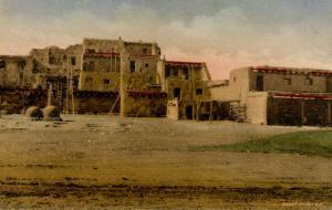 CA - San Diego. Panama-California Exposition, 1915. The Painted Desert