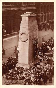 London United Kingdom, Great Britain, England The Cenotaph Whitehall London T...