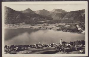Wolfgangsee Lake,St Wolfgang,Austria Postcard