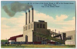 Power House, Oak Ridge Tenn