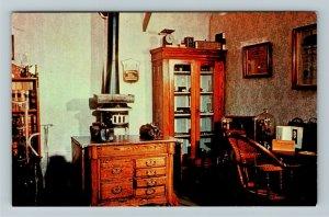 Minden NE- Nebraska, Minden's First Dr Office, Pioneer Village, Chrome Postcard