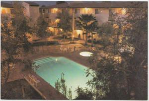 HOSPITALITY SUITE RESORT, Scottsdale, Arizona, – unused Postcard