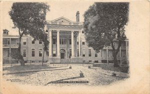 G26/ Mare Island California Postcard 1907 Hospital Building